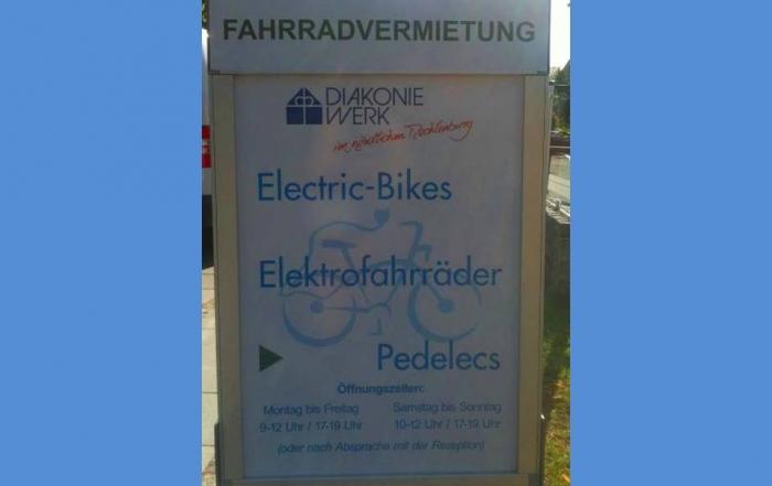 Kühlungsborn per E-Bike