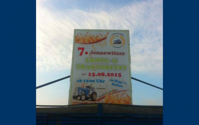 Jennewitzer Ernte- & Traktorfest